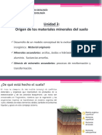 4ª Clase-Evolución Mineral