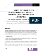 3 in 1 Withworth Mechanism - PDF
