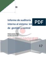Informe de auditoría interna al sistema  integral de  gestión y control.docx.docx