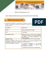 Ejemplo Ejercicio 2.2 y 2.3 Estrategias
