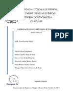 Práctica 2 - β-metoxinaftaleno