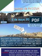 SEXTO DOMINGO DE PASCUA 2018 CICLO B