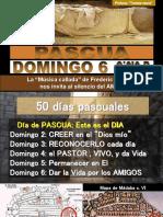 SEXTO DOMINGO DE PASCUA 2018