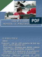 Administracion - Caso Edentel