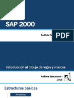 SAP 2000 No. 2 Vigas y Marcos