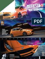 Ficha Téncia Ford Fiesta ST