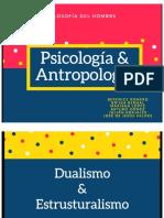 Psicología y antropología