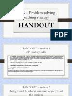 CPD – Problem solving teaching strategy.pdf