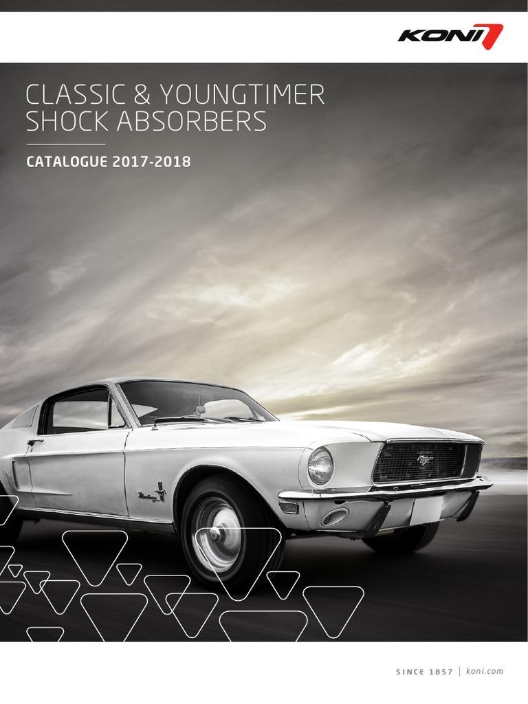 Koni 80 1781Sport Sport Shock for Alfa Romeo