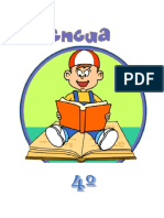 4º Lengua Portada Cuaderno