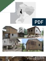 Tipos de viviendas rurales en la Provincia de Los Rios - Ecuador