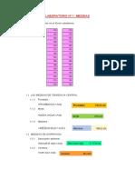 Modelo de Regresion Simple Ejercicios