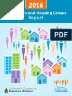 2016 Census Report