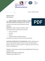 Lineamientos Generales 2010[1]