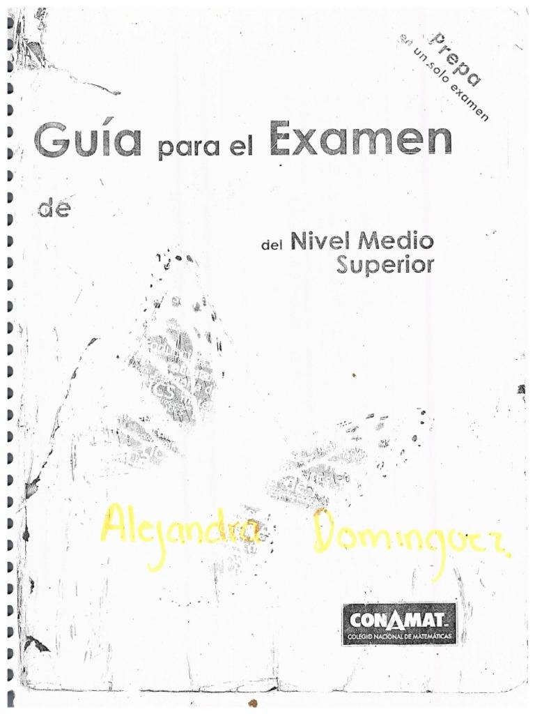 guia de estudio udg preparatoria 2018 pdf
