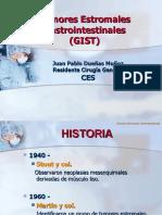 Gastrointestinal Stromal Tumors (GIST)
