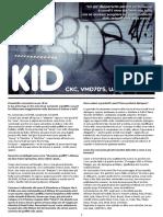 KID - CKC VMD70'S UAN KDT CRZ Intervista 05 2018