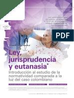 Eutanasia Revista Latinoamericana de Bioética