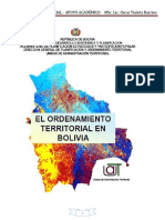 Planificacion Territorial Web