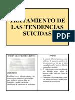 Técnicas Para Trabajar Depresion y Ansiedad (Fichas)