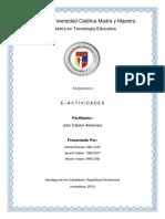 Proyecto Final Cabero