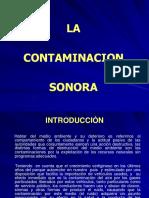 6 Contaminacion Del Ruido