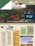 Calendario Orto Da Coltivare-2018