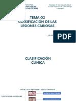 Clase Practica 02 Cariología