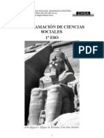 Programación 1º ESO 2010-11