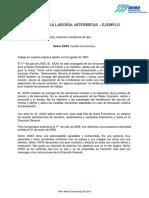 Blog ES Constancia Laboral Ejemplo