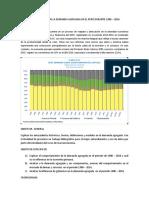 Determinantes de La Demanda Agregada en El Perú Durante 1980