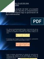 Ecuacion de Flujo Turbomaquinas