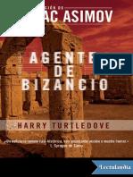 Agente de Bizancio - Harry Turtledove