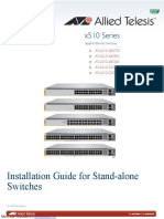 Allied Telesis Switch at-X510-28GTX