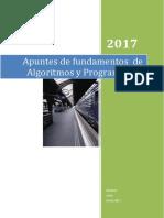 Fundamentos de Algoritmos Monografia Borrador