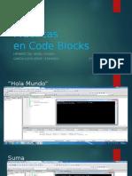 Practicas Code Blocks(1)