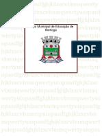 Plano Municipal de Educacao de Bertioga