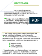 Curs 8 Chimioterapia