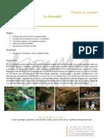 Plan turístico La Esmeralda - Pichanaki