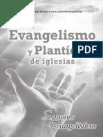 Evangelismo y Plantio de Iglesias
