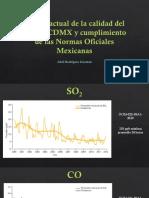 Calidad del Aire CDMX Análisis