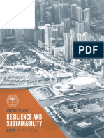 City of Miami Office of Resilience and Sustainability - 2017 In Review