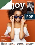 Enjoy Magazine - May 2018