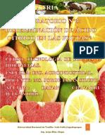 Práctica 3- Determinación de Ácido Cítrico en Las Frutas