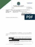 Denúncia PGR contra Blairo Maggi