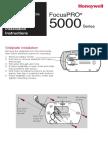 Manual Instalacion Termostato Honeywell FocusPro5000