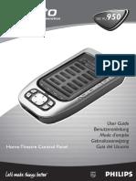 Philips printo RU 950 User manual