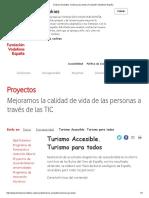 Turismo Accesible. Turismo Para Todos _ Fundación Vodafone España