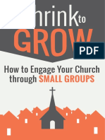 Shrink to GROW eBook
