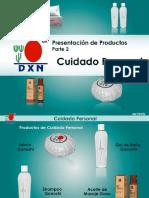 13 Presentación de Producto 2 - Cuidado Personal.ppt